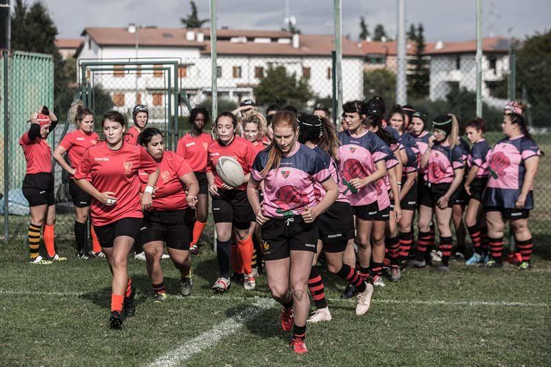 Il campionato femminile riparte con la prova in trasferta con il Calvisano