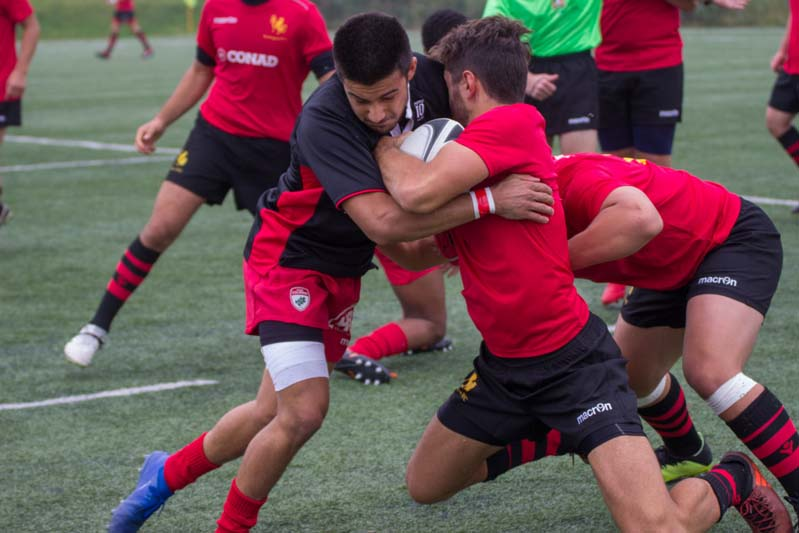 Under 18: Colorno Rugby vs Romagna RFC, la photogallery