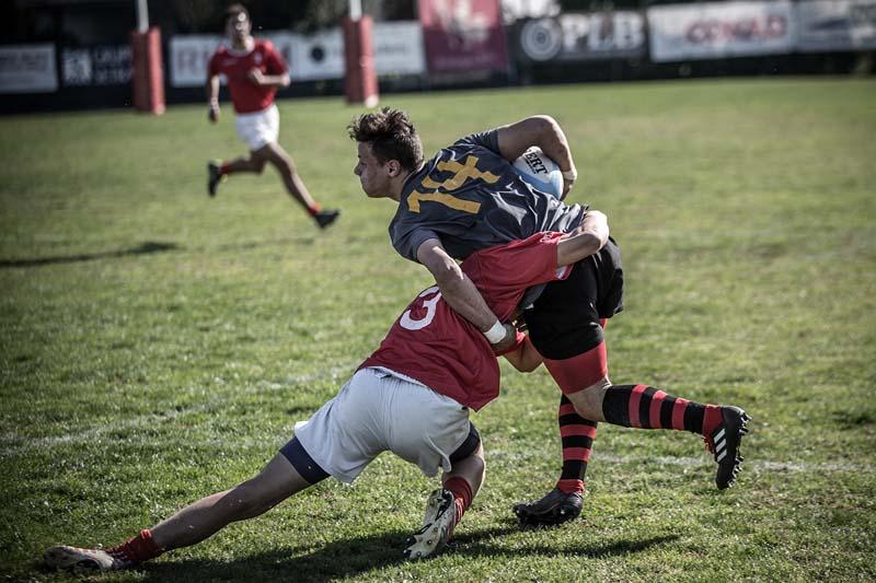 Under 18: Romagna RFC vs Rugby Perugia, la photogallery