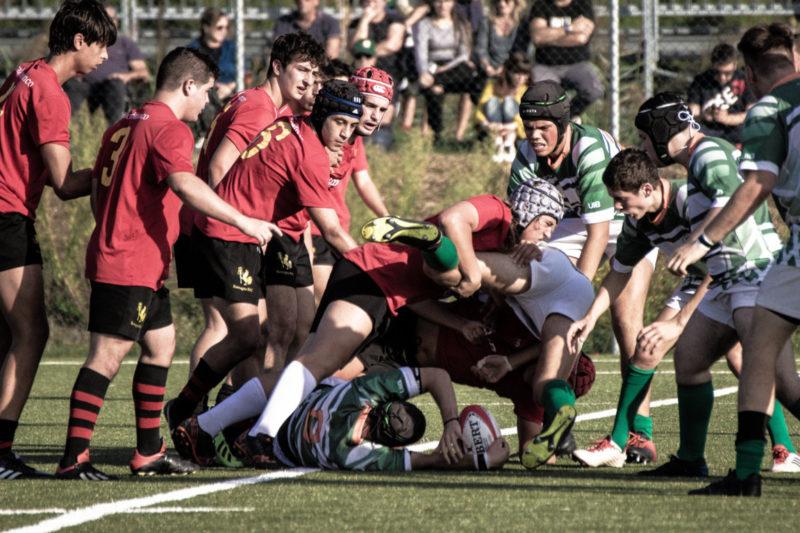 Nell'ultima giornata del Romagna Rugby Day anche il doppio esordio in campionato dell'Under 18 e della Femminile