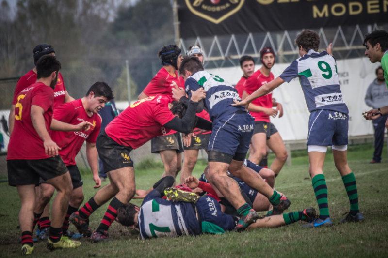 Il campionato Elite riprende con una sconfitta: Romagna fermato sul 20-8 dal Modena