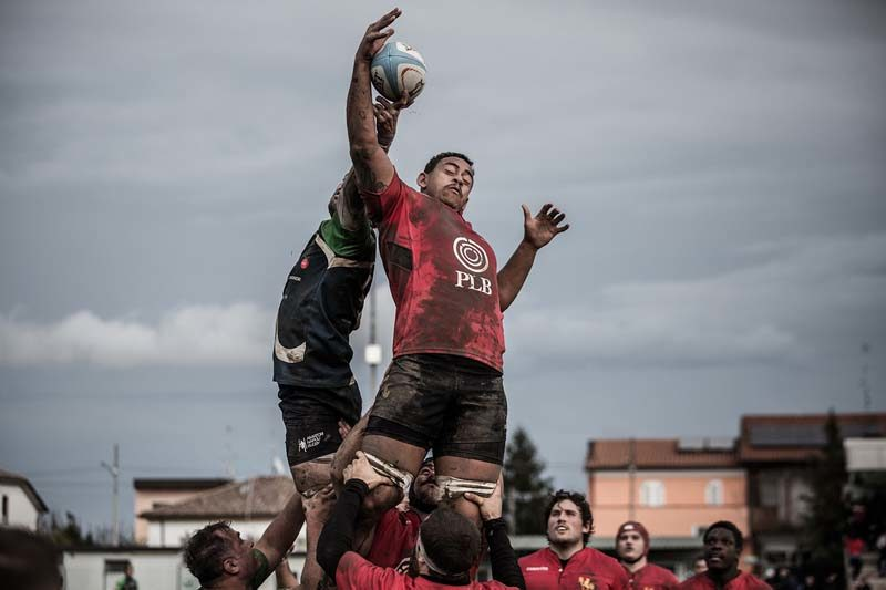 Serie A – Romagna RFC vs Rugby Napoli Afragola: la photogallery