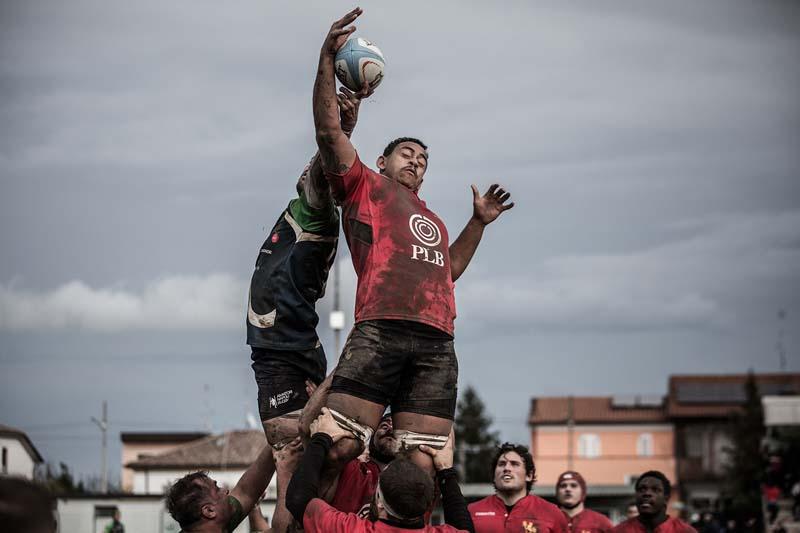Serie A – Romagna RFC vs Rugby Napoli Afragola: la photogallery