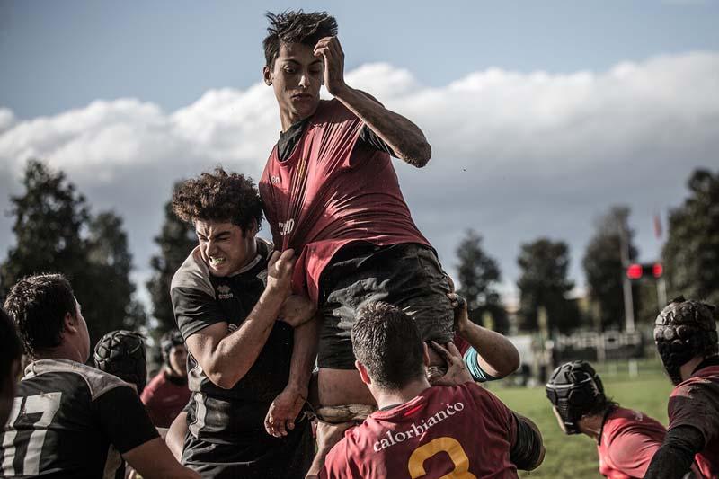 Under 18: Romagna RFC vs Cavalieri Union Rugby, la photogallery