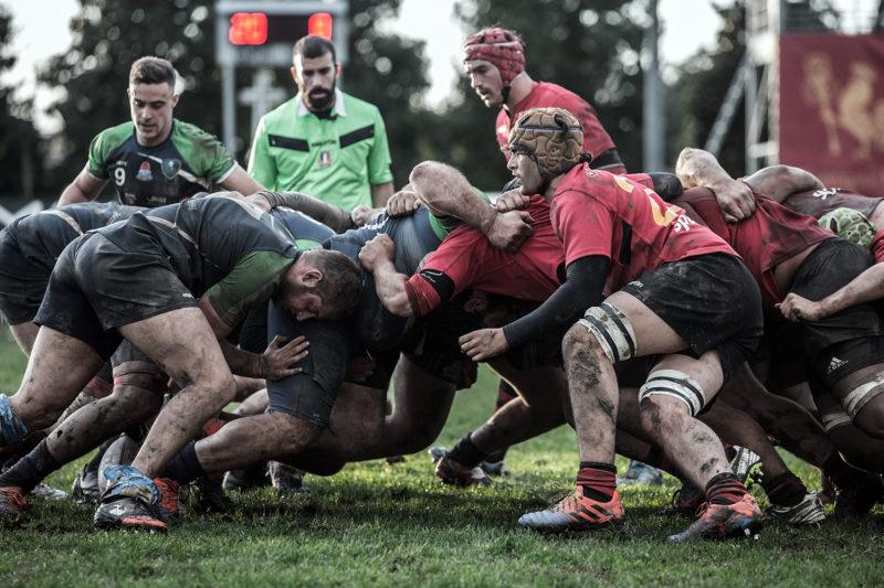 Allo Stadio del Rugby di Cesena passa il Napoli Afragola: Romagna battu-to per 20-8