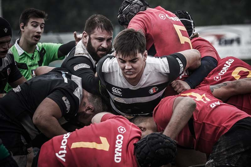 Serie A – Romagna RFC vs Amatori Catania Rugby: la photogallery