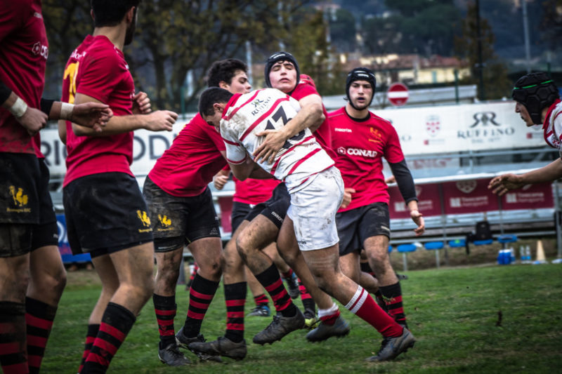 Under 18: Medicei vs Romagna RFC, la photogallery