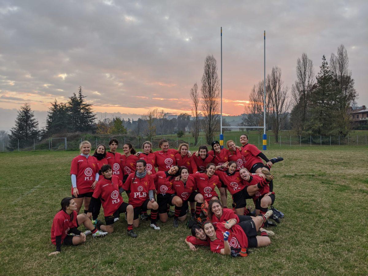 Prima vittoria per le ragazze del Romagna: 21-5 sulle 15 Wilds