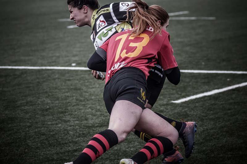 Serie A Femminile: Romagna RFC vs Calvisano Rugby, la photogallery