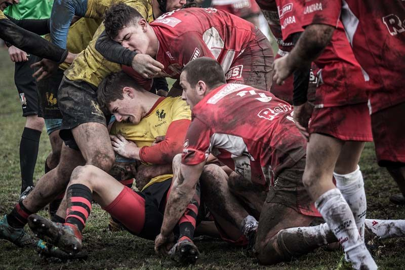 Under 18: Romagna RFC vs Rugby Colorno, la photogallery