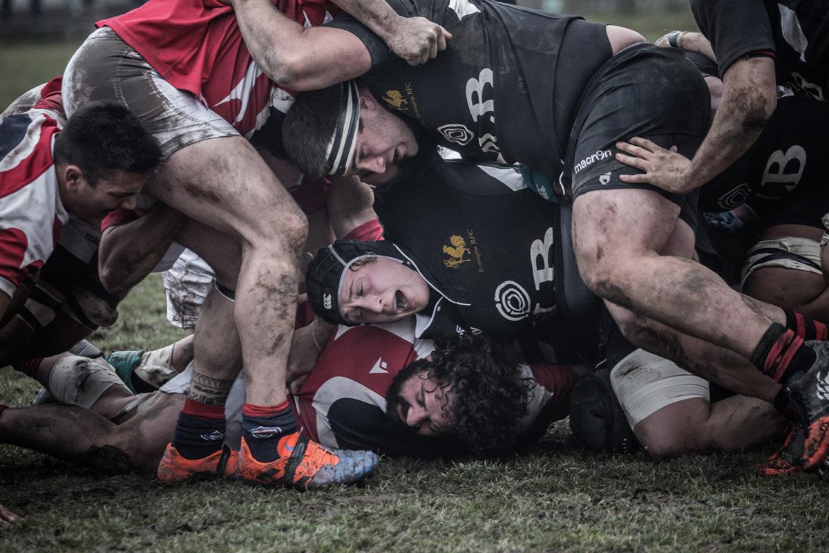 Serie A – Romagna RFC vs Civitavecchia Rugby: la photogallery