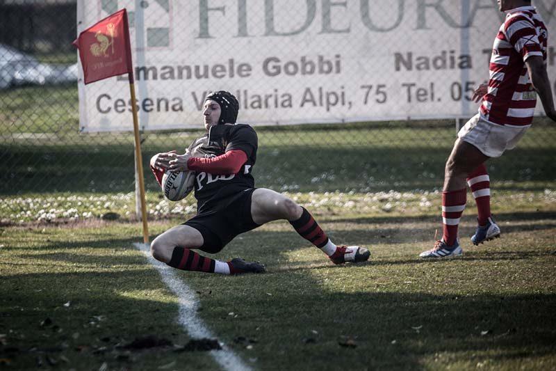 Serie A – Romagna RFC vs Rugby Perugia: la photogallery