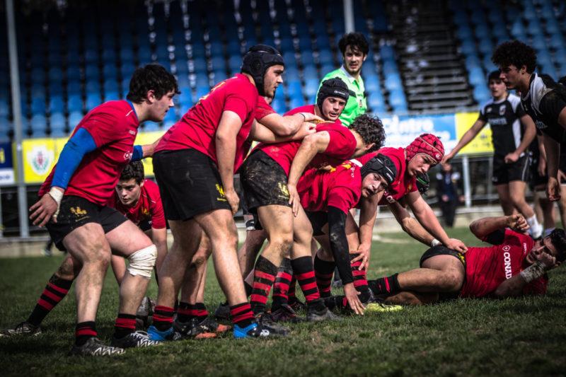Per l'Under 18 niente punti dalla trasferta a Prato: i Cavalieri si impongono 40-12