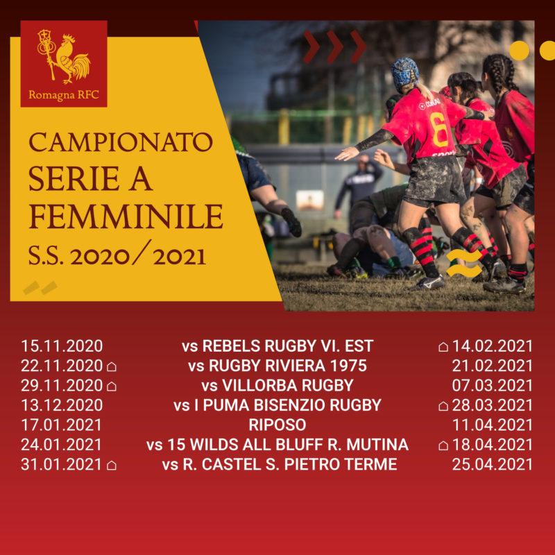 Il Calendario della Serie A Femminile: si parte il 15 novembre