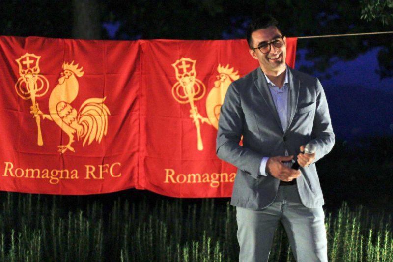 Berdondini si congeda da Presidente del Romagna RFC